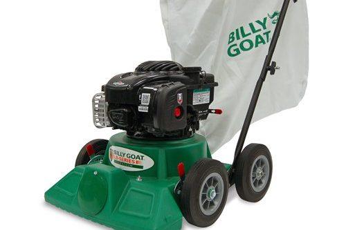 Billy Goat Leaf Vacuum